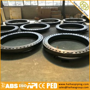 Sell Antirust light oil coating ANSI B16.47 WELDING NECK FLANGES, SCH STD, SCH40, SCH80 SCH XS FLANGE