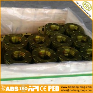 Export ANSI B16.5 CL150 CL300 slip on flanges, high quality slip on RF FF pipe flanges