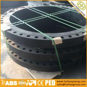 Export ANSI forging flanges ,WELD NECK RAISED FACE Flanges,High Quality Carbon steel Flanges