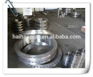 Sell CL150, CL300 , CL600, CL900 High quality ANSI B16.47 series A flanges, Forged carbon steel WN RF FLANGES
