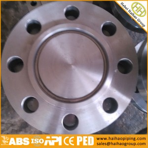 export low price forging blind RF flanges, ANSI B16.5 class 300 BLFF flanges