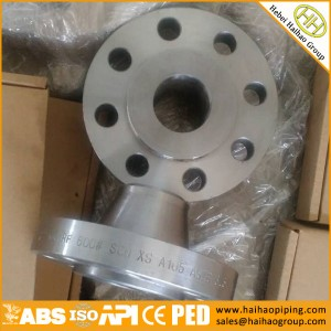 sale ANSI B16.5 weld neck flanges, CL150 CL300 forging weld neck flanges