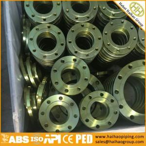 B16.5 CLASS150 SLIP ON FLANGE RF ASTM A105 ANSI SORF