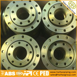 ANSI B16.5 Forged Flange, Slip on Flange Class150 ASTM A105N