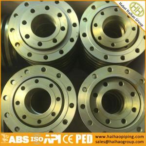 manufacture CL150 300 600 900 SORF flanges, ANSI slip on flanges