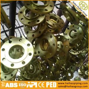 Sale ANSI B16.5 forging slip on flanges, CL150 300 600 900 SORF SOFF flanges