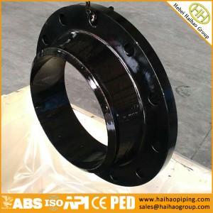 Sell Antirust light oil coating ANSI B16.47 WELDING NECK FLANGES, SCH STD, SCH40, SCH80 SCH XS FLANGES