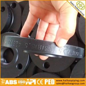 ANSI B16.5 Threaded Flange 150lbs
