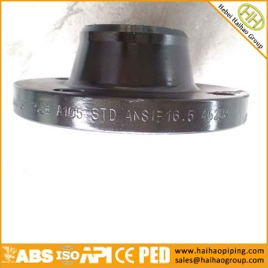 Export HIGH QUALITY ANSI B16.5 FLANGES, ISO 9001 certificate CL150-CL1500 FLANGES WNRF WELDING NECK FLANGES