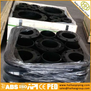 CARBON STEEL FORGED FLANGES, ANSI WNRF WNFF FLANGES, PIPE FLANGES