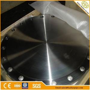 ASME B16.5 Blind Flange RF BLFF 300lbs 600lbs carbon steel