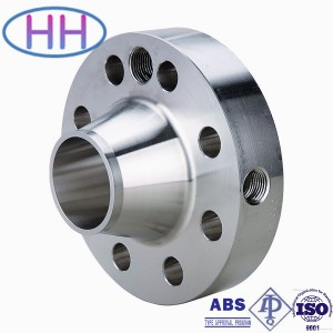 export weld neck raised face flanges,high quality ANSI forging flanges