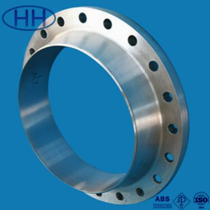 export ANSI B16.47 series A flanges, high quality carbon steel flanges