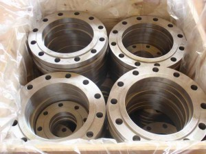 export forging series A flanges, high quality ANSI standard carbon steel flanges