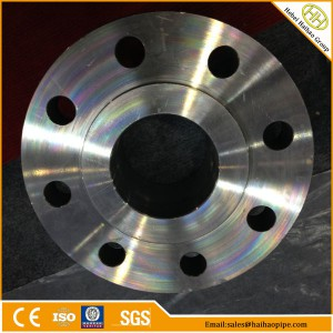 sale ANSI B16.5 plate flanges, high quality CL150 PLFF PLRF flanges