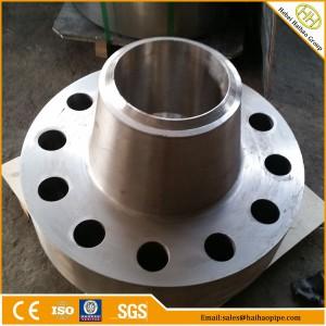 Compact Flange WN RF Flange WN FF Flange, ASTM A105N Welding Neck Flange B16.5 ANSI