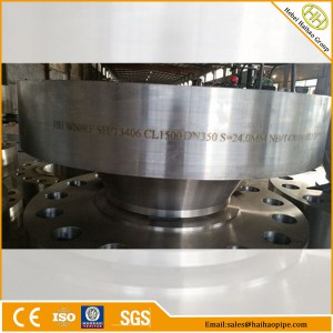 manufacture low price ANSI B16.47 series A flanges, carbon steel forging flanges