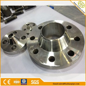 "Export Welding Neck Flanges, WNRF Flanges ANSI B16.5 1/2""-24"""