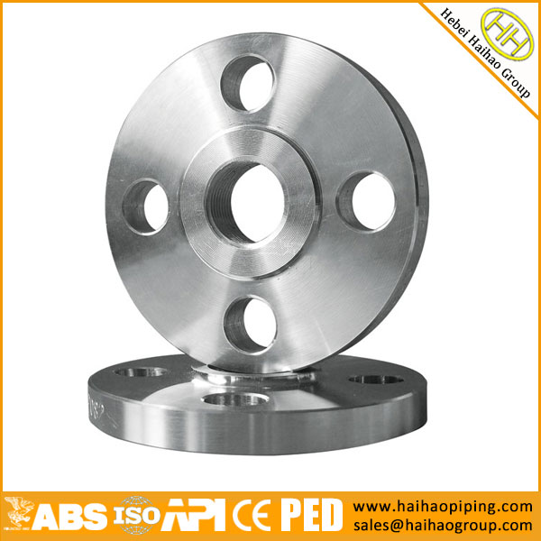 EN1092-1 PN10 F9 Threaded Flange