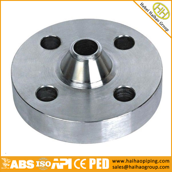 Class 300 ASME B16.5 A105 RF Reducing Weld Neck Flange