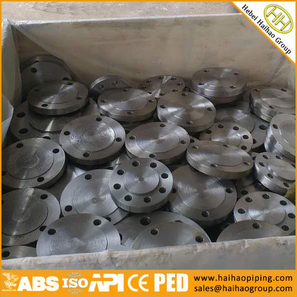 DN80 EN1092-1 PN10 Stainless Steel RF Blind Flange