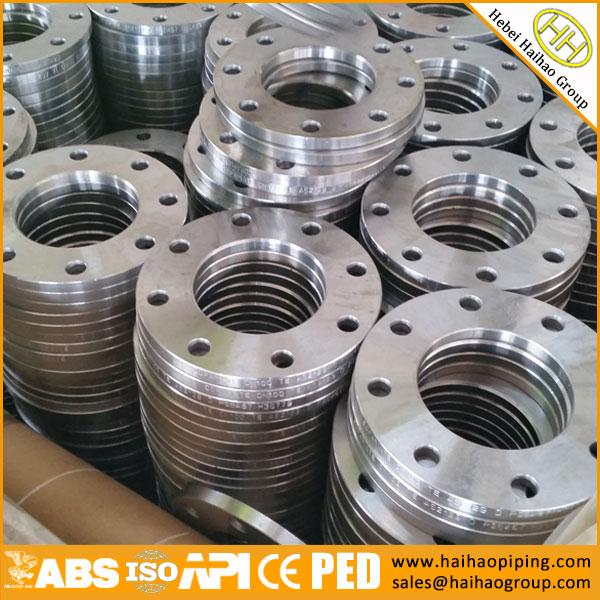 EN1092-1 PN25 Stainless Steel DN30 Plate Flange