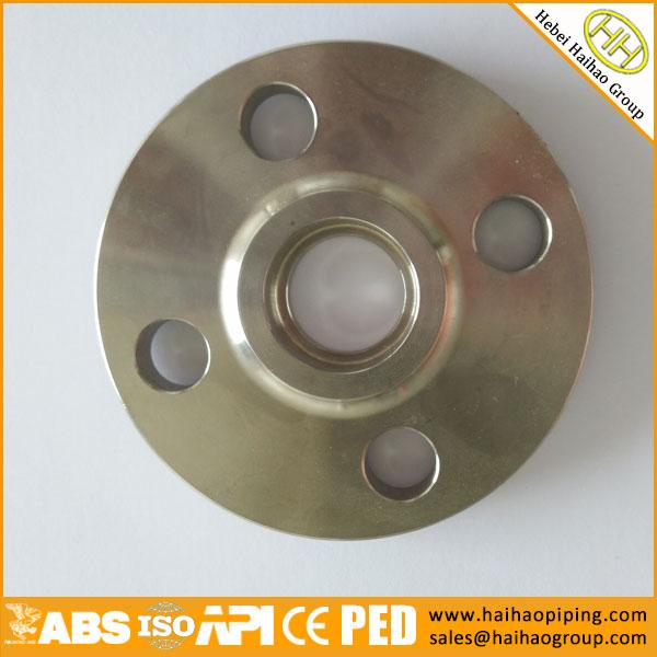 ANSI B16.5 1inch 300LB Stainless Steel Socket Weld Flange