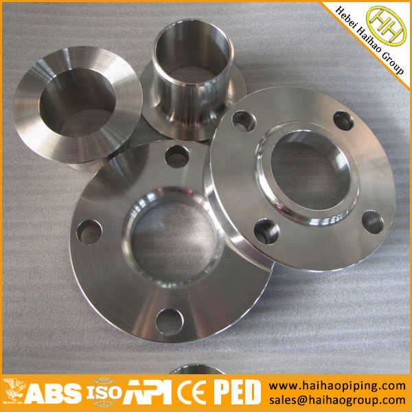 Class 600 ASME B16.5 A182 F9 DN15 Lap Joint Flange
