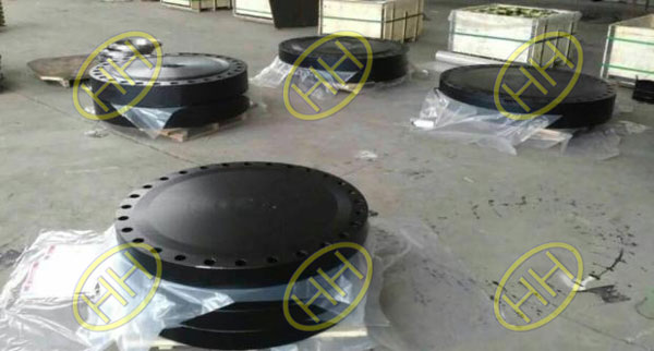 Blind Flanges Finished In Haihao Flange Factory
