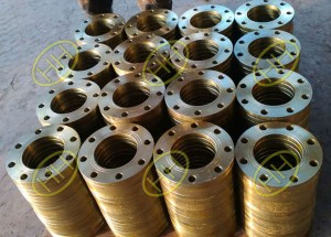 JIS B2220 standard flanges products in Haihao Group