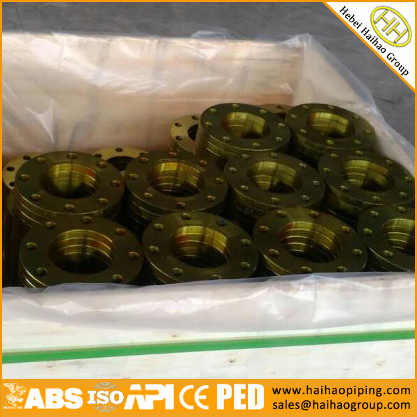 JIS B2220 5K Slip On Plate Flanges In Haihao Group