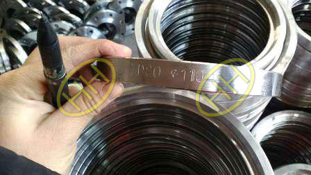 Customized Flange Collars In Haihao Warehouse