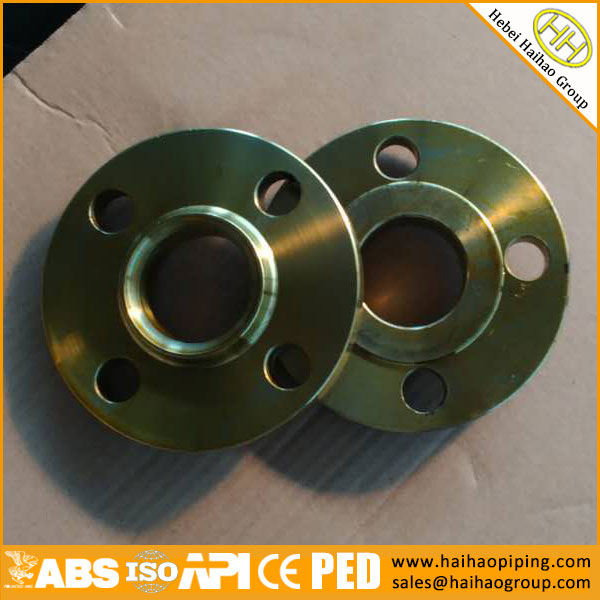 JIS B2220 5K Slip On Hubbed Flange In Haihao Group