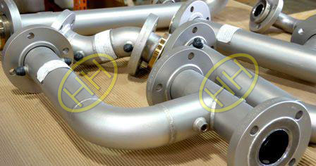 The Stainless Steel Tubes And Pipe Fittings Are Widely Used In Industries