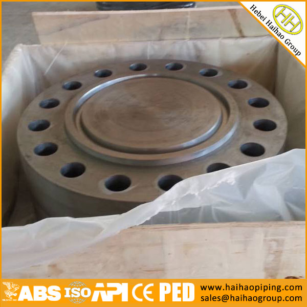 ASTM A105 steel flange