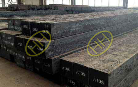 Raw Material Of ASTM A105N Flange