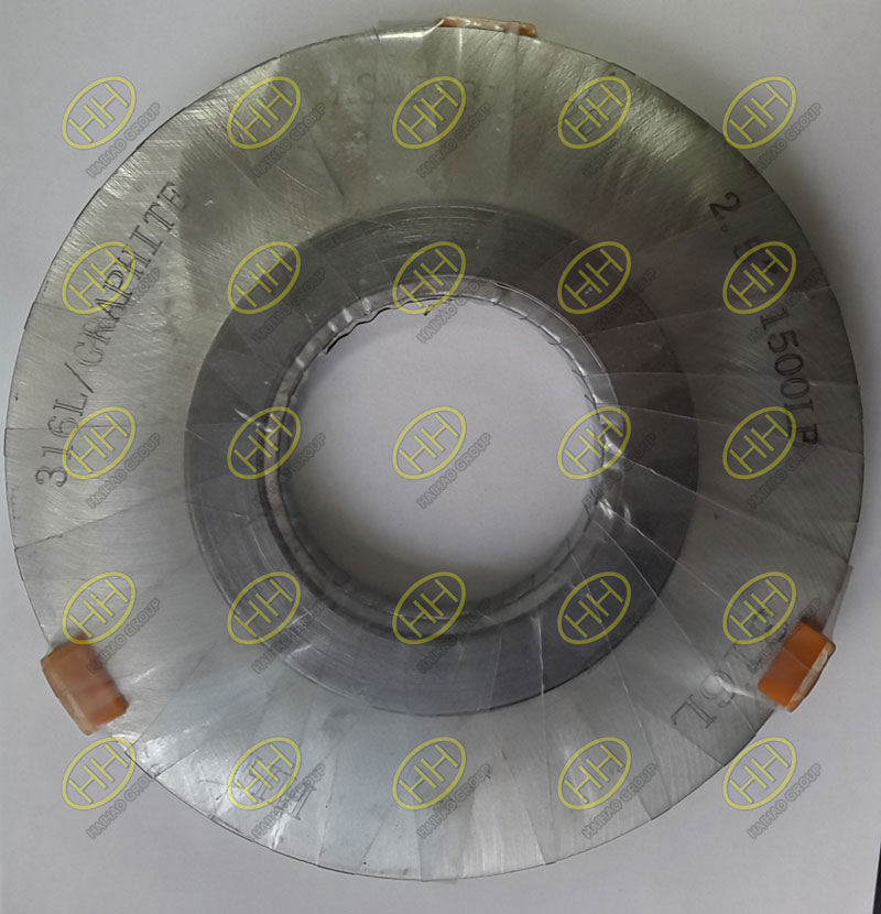 The introduction of spiral wound gaskets