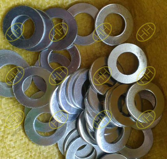 Flange insulation gasket type F finished in Haihao Group