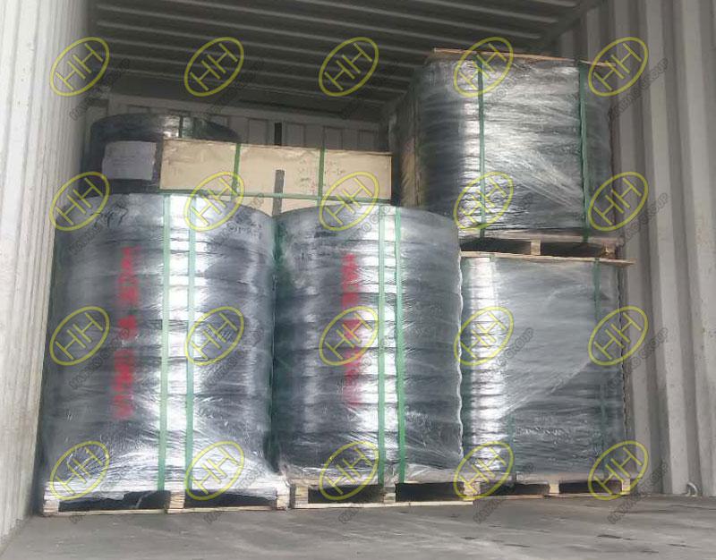 Slip on flange 18inch PN16-PN48 shipment