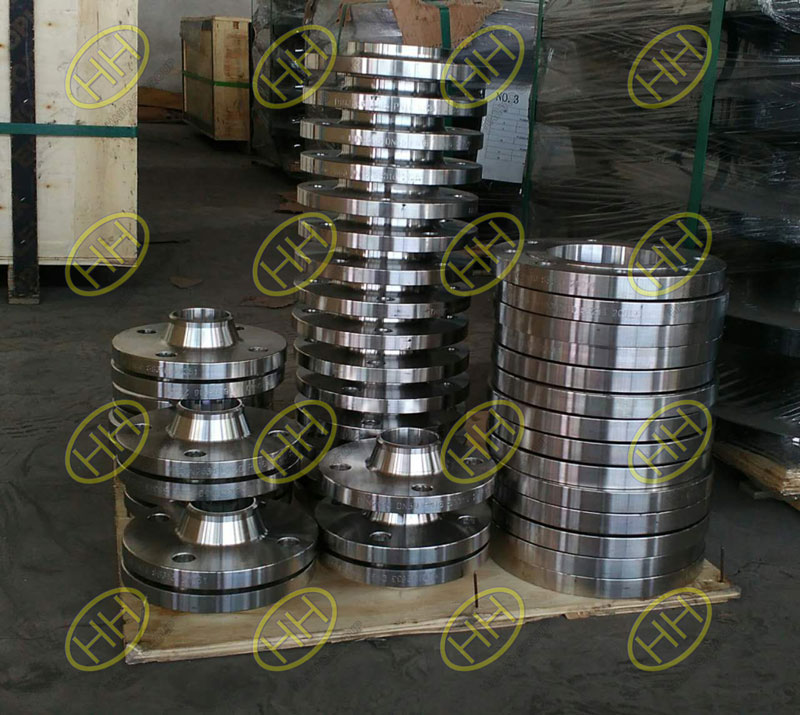 Stainless steel SS316 weld neck flanges and slip on flanges