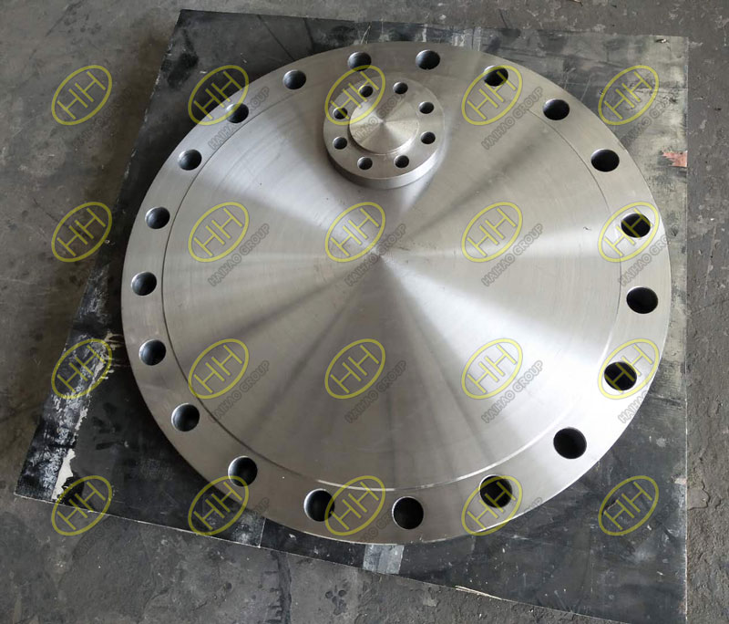 ANSI B16.5 ASTM A182 F304 blind flanges