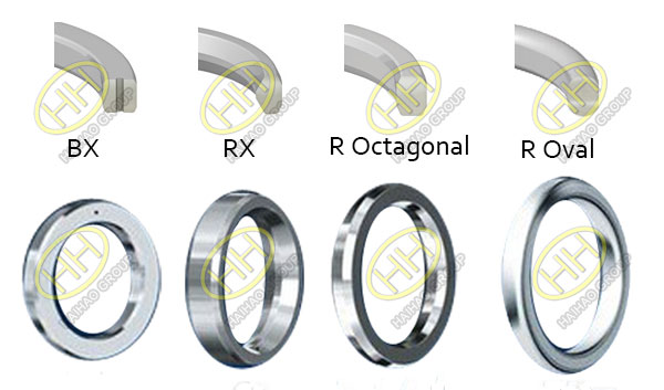 Types of ring joint gasket