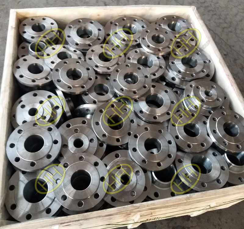 EN 1092-1 P250GH weld neck flanges