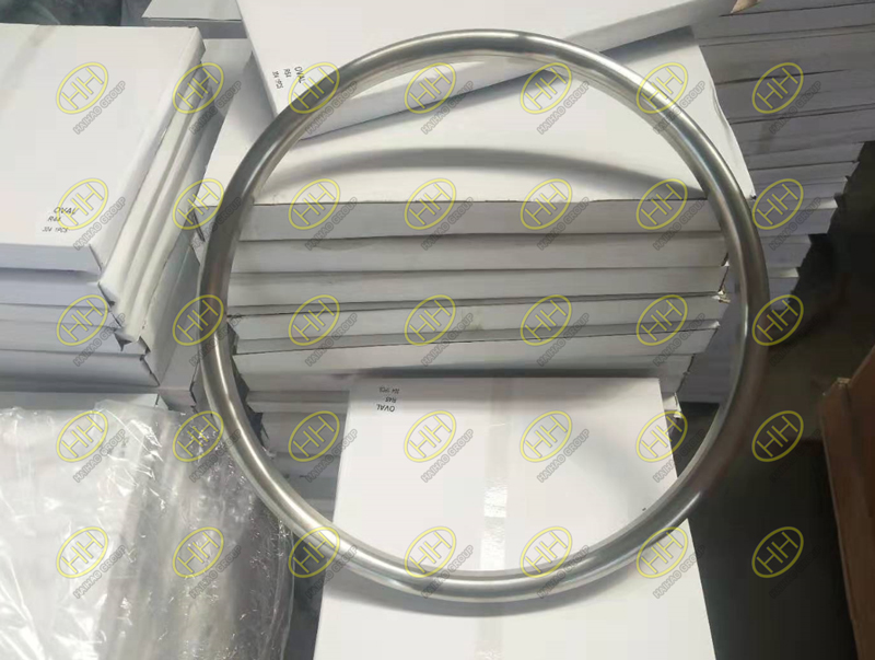 Ring type joint gasket RTJ gasket