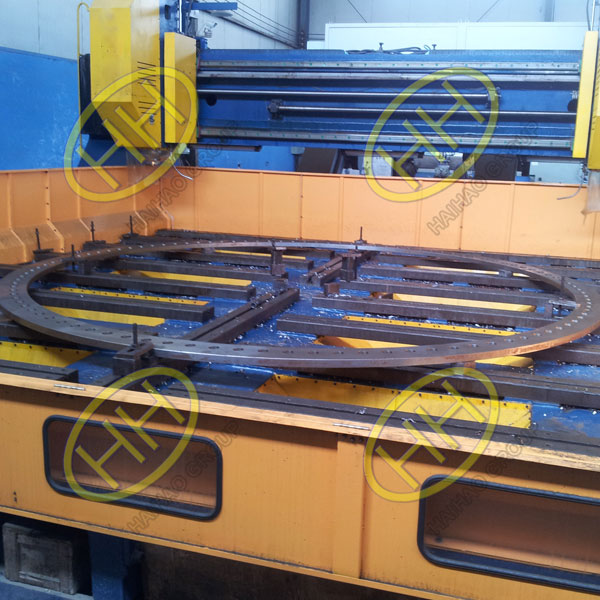 Rolled Forging Ring Flange