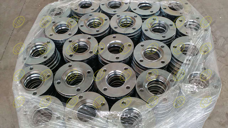 BS4504 stainless steel custom flat flanges