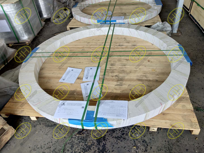 Large Diameter Flanges order from UAE