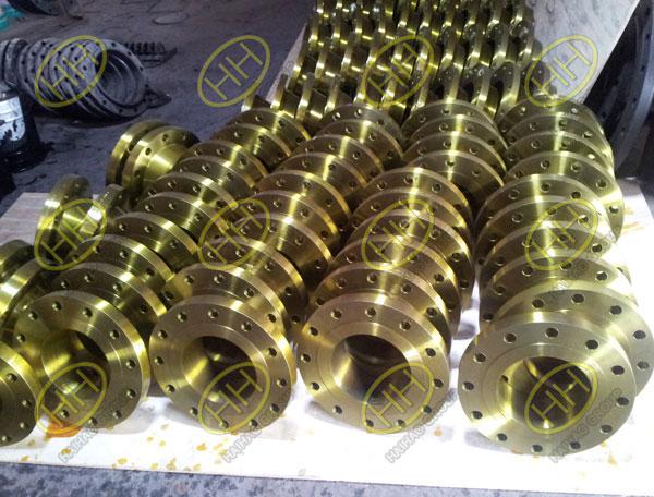 JIS B2220 10K weld neck flanges