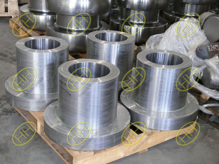 ANSI standard stainless steel long weld neck flanges