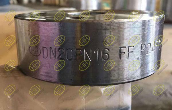 P245GH flange EN1092-1
